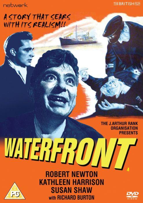 Waterfront Women kapak
