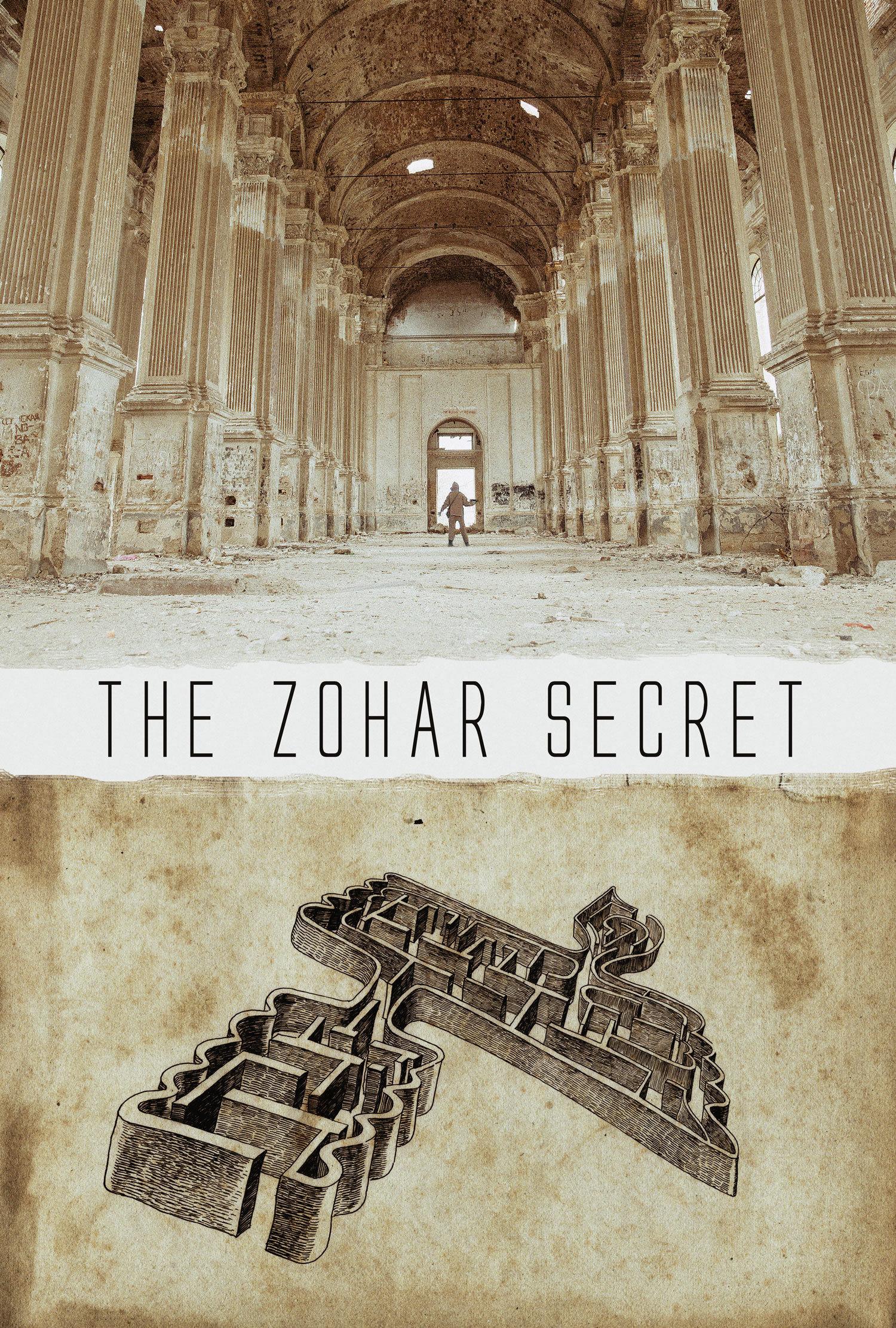 The Zohar Secret kapak
