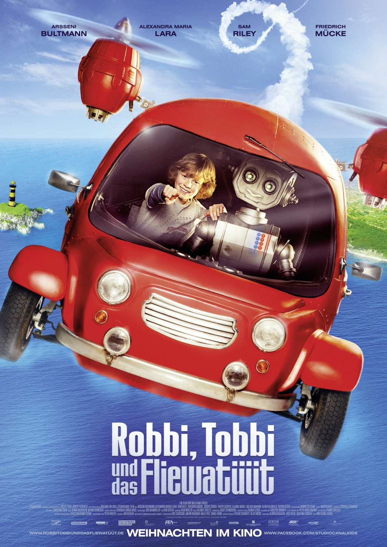 Robbi, Tobbi und das Fliewatüüt kapak