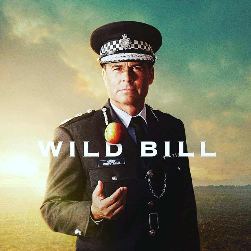 Wild Bill kapak