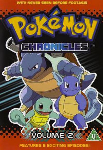 Pokémon Chronicles kapak