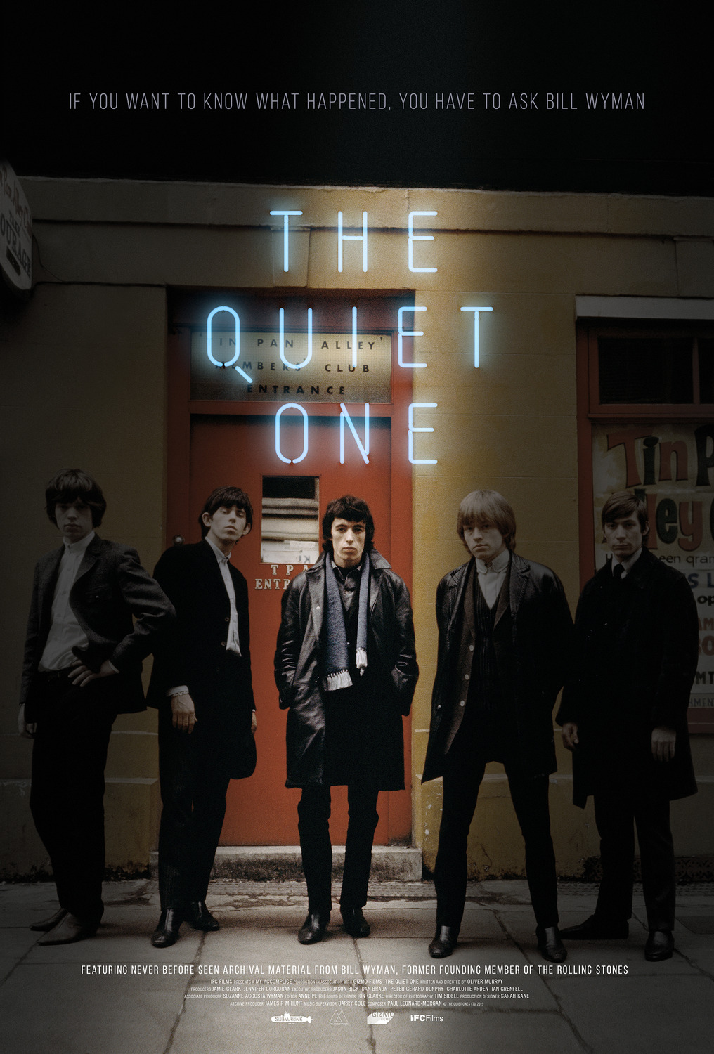 The Quiet One kapak