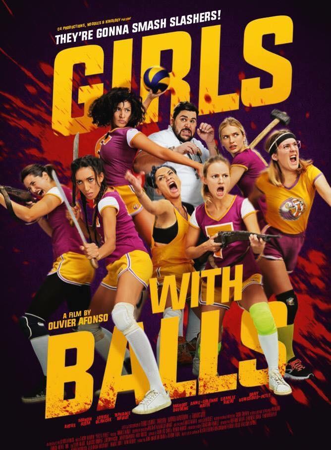 Girls with Balls kapak