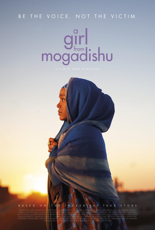 A Girl from Mogadishu kapak