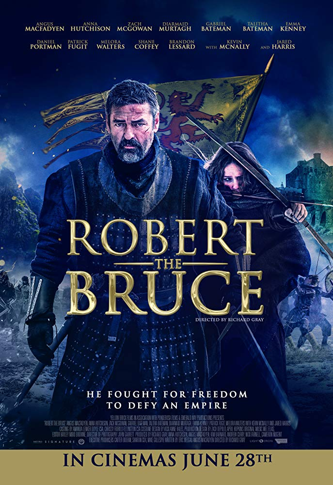 Robert the Bruce kapak