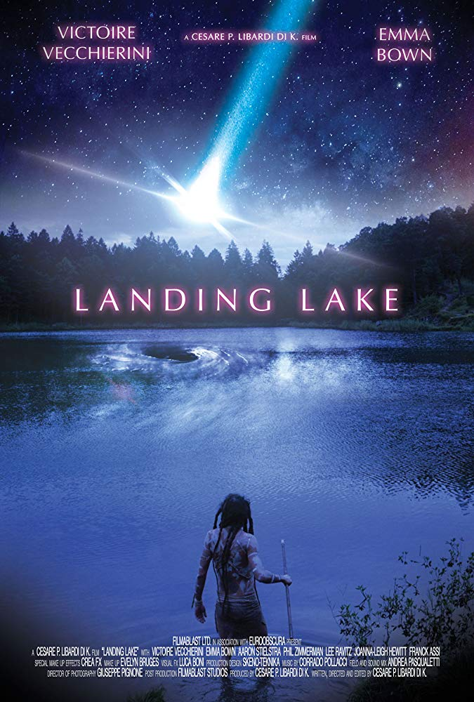 Landing Lake kapak