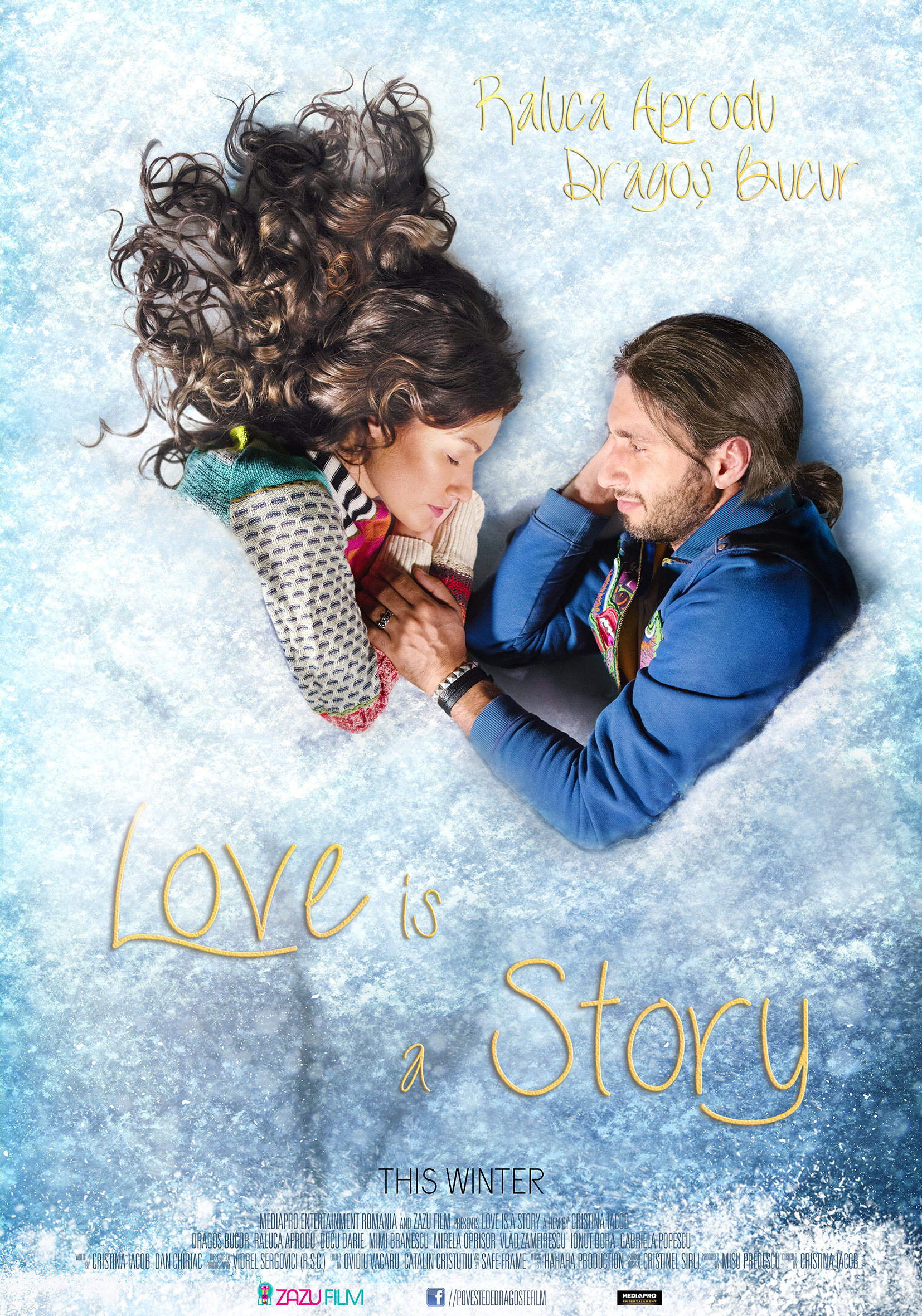 Love Is a Story kapak