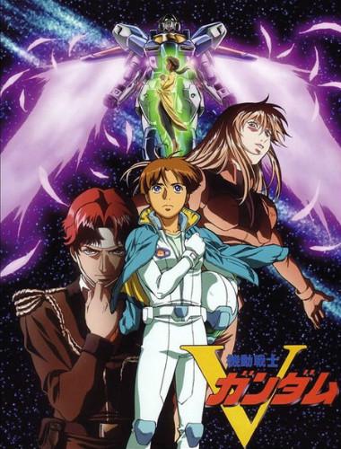 Mobile Suit Victory Gundam kapak