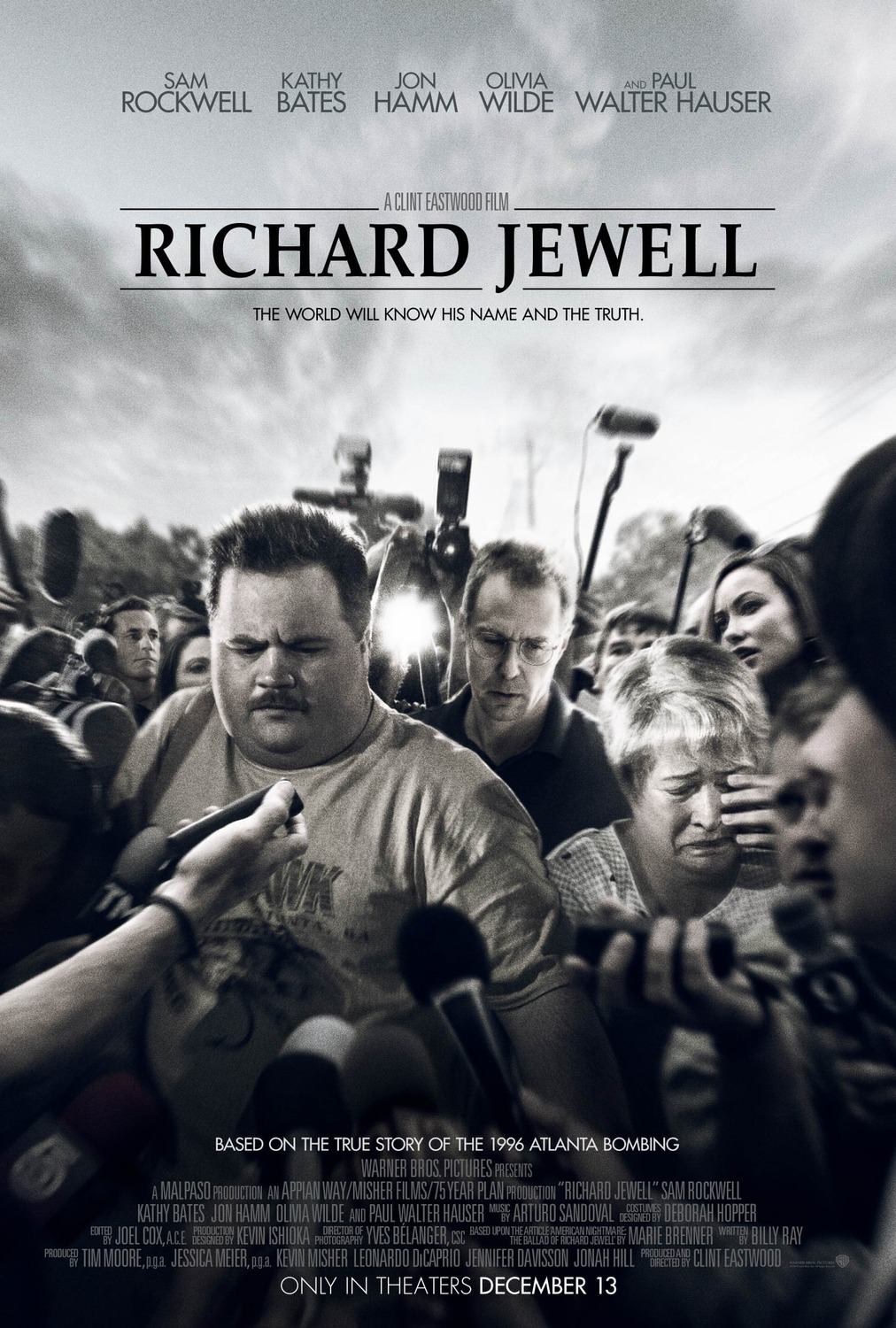 Richard Jewell kapak