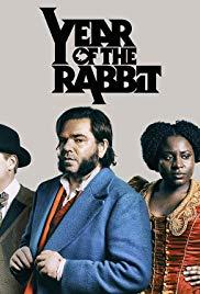 Year of the Rabbit kapak