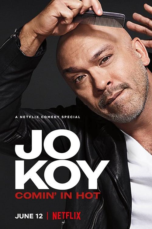 Jo Koy: Comin' in Hot kapak