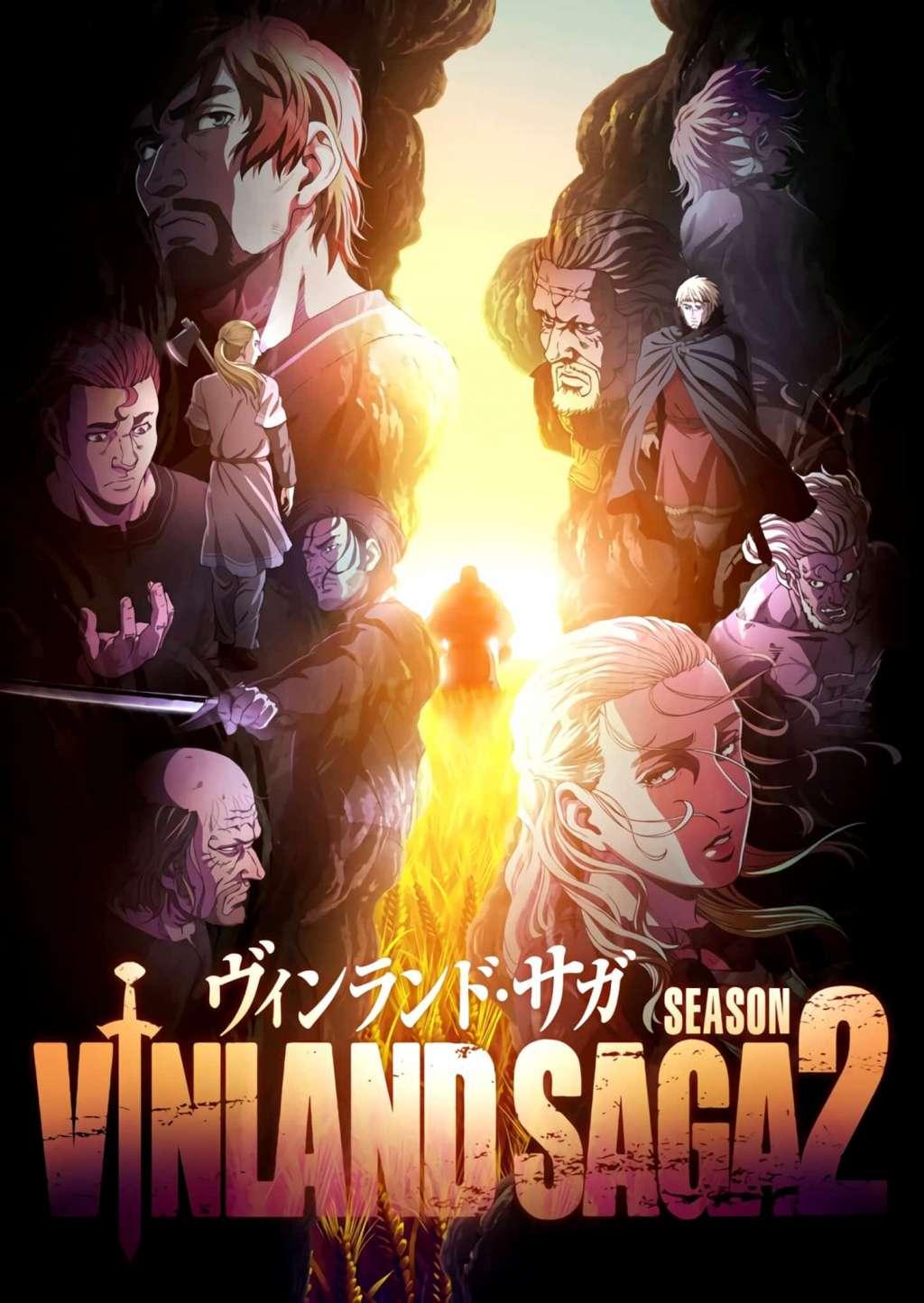 Vinland Saga kapak
