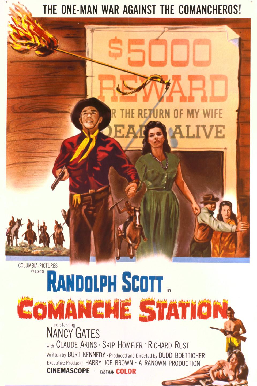 Comanche Station kapak