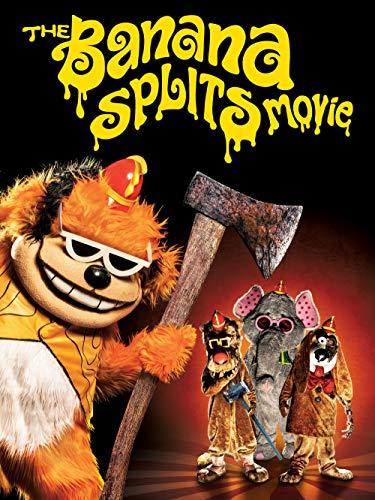 The Banana Splits Movie kapak