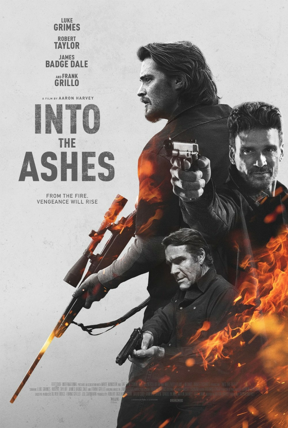 Into the Ashes kapak