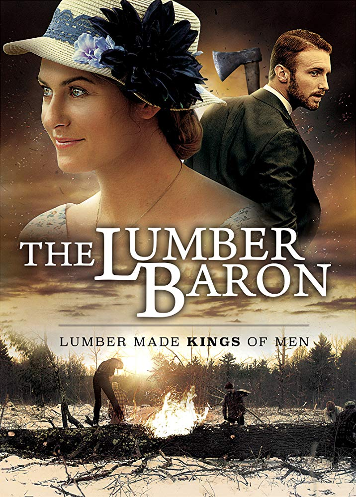 The Lumber Baron kapak
