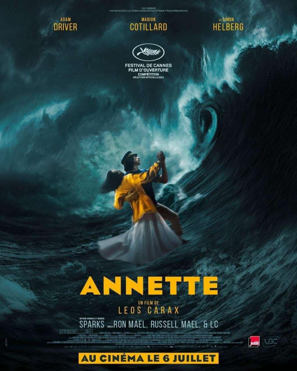 Annette kapak