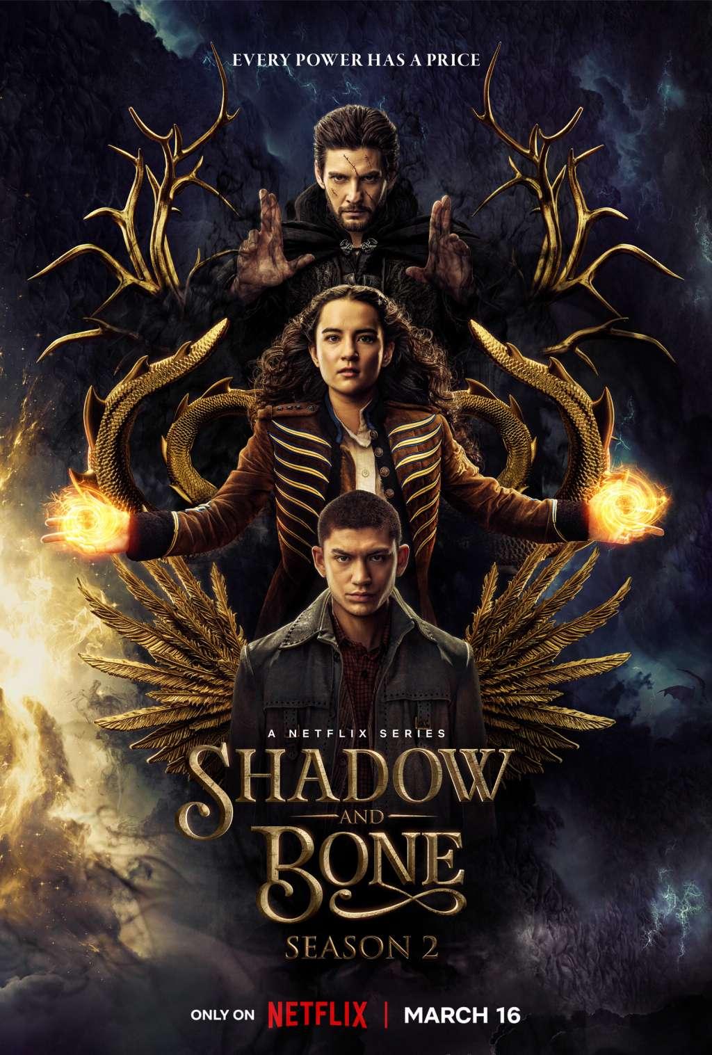 Shadow and Bone kapak