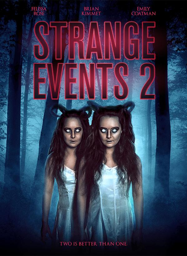 Strange Events 2 kapak