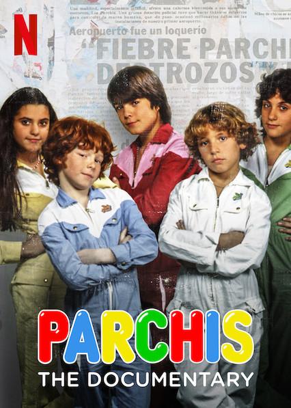 Parchís: The Documentary kapak