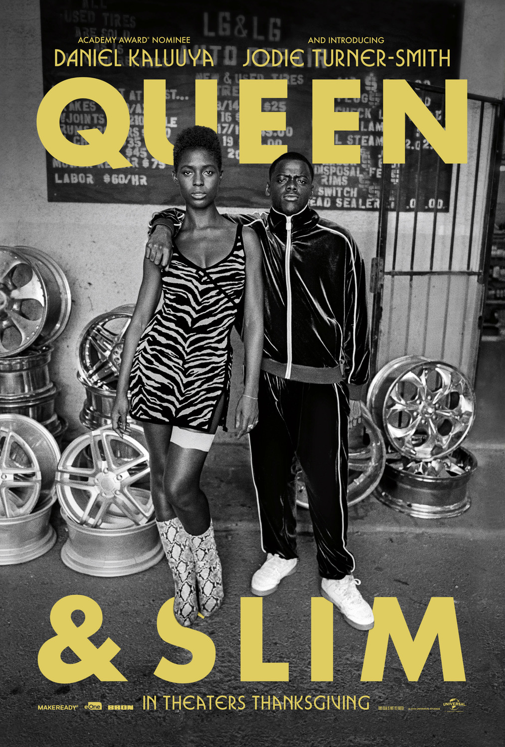 Queen & Slim kapak