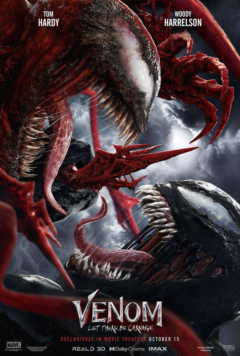 Venom: Let There Be Carnage kapak