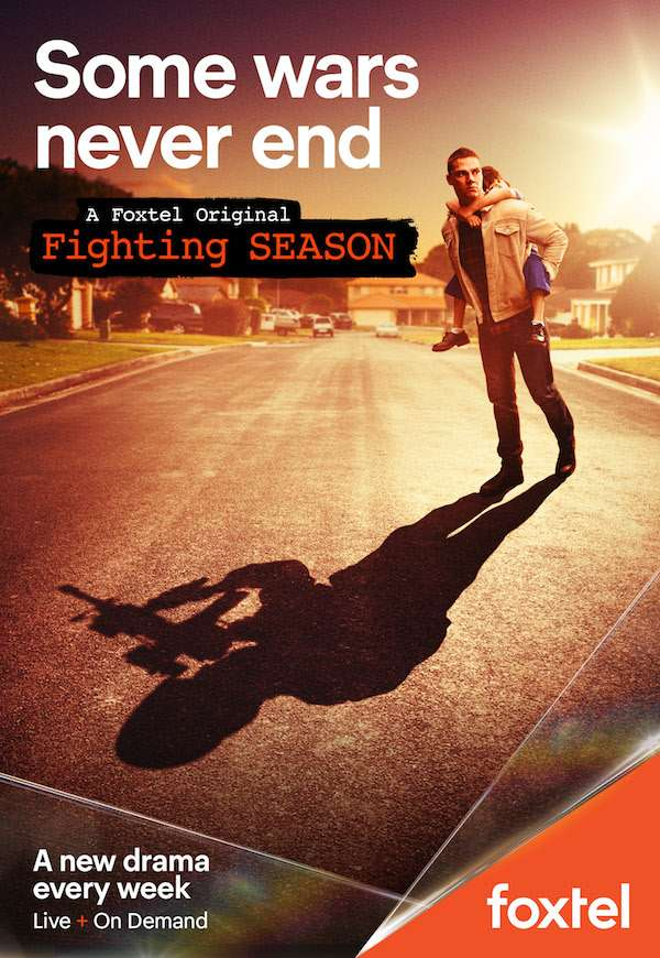 Fighting Season kapak