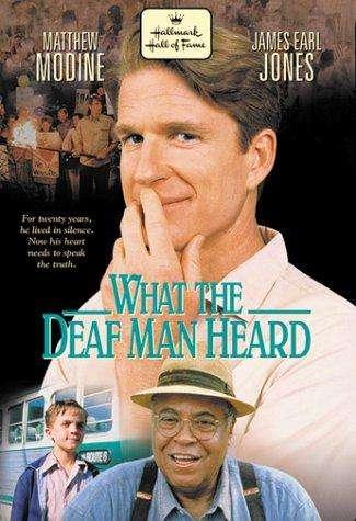 What the Deaf Man Heard kapak