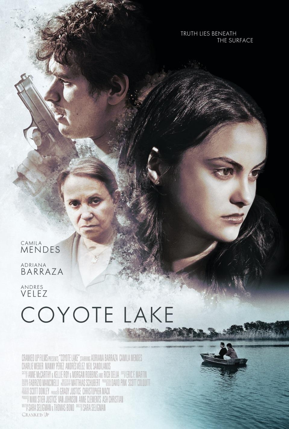 Coyote Lake kapak