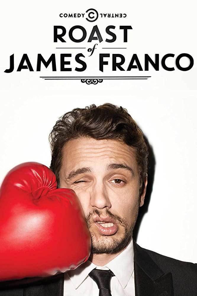 Comedy Central Roast of James Franco kapak