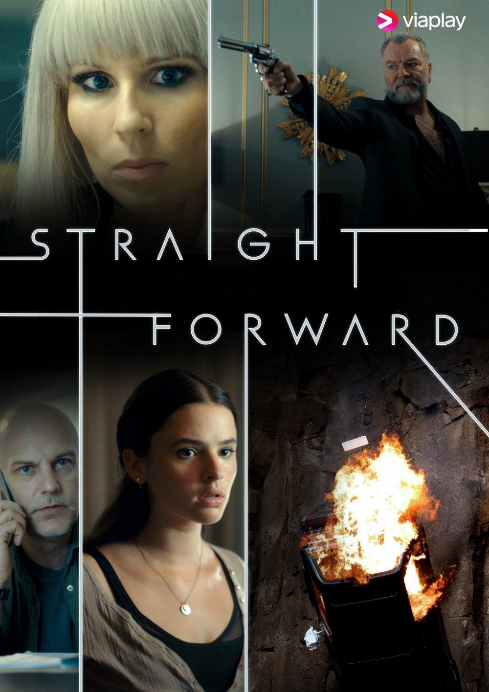 Straight Forward kapak