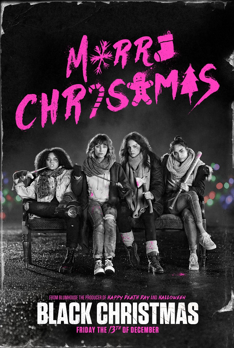 Black Christmas kapak