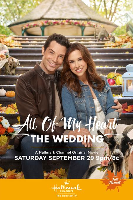 All of My Heart: The Wedding kapak