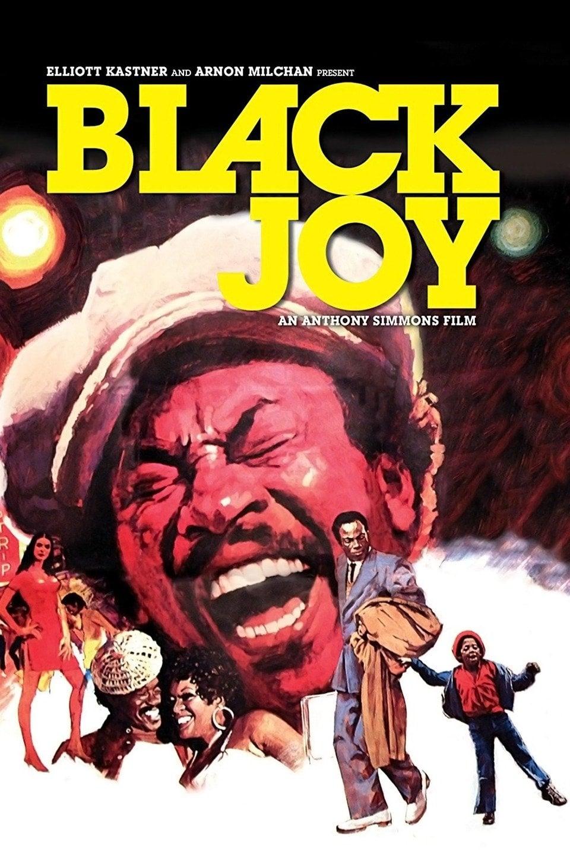Black Joy kapak