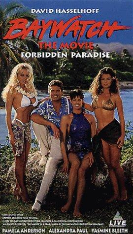Baywatch: Forbidden Paradise kapak