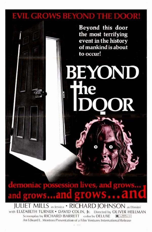 Beyond the Door kapak
