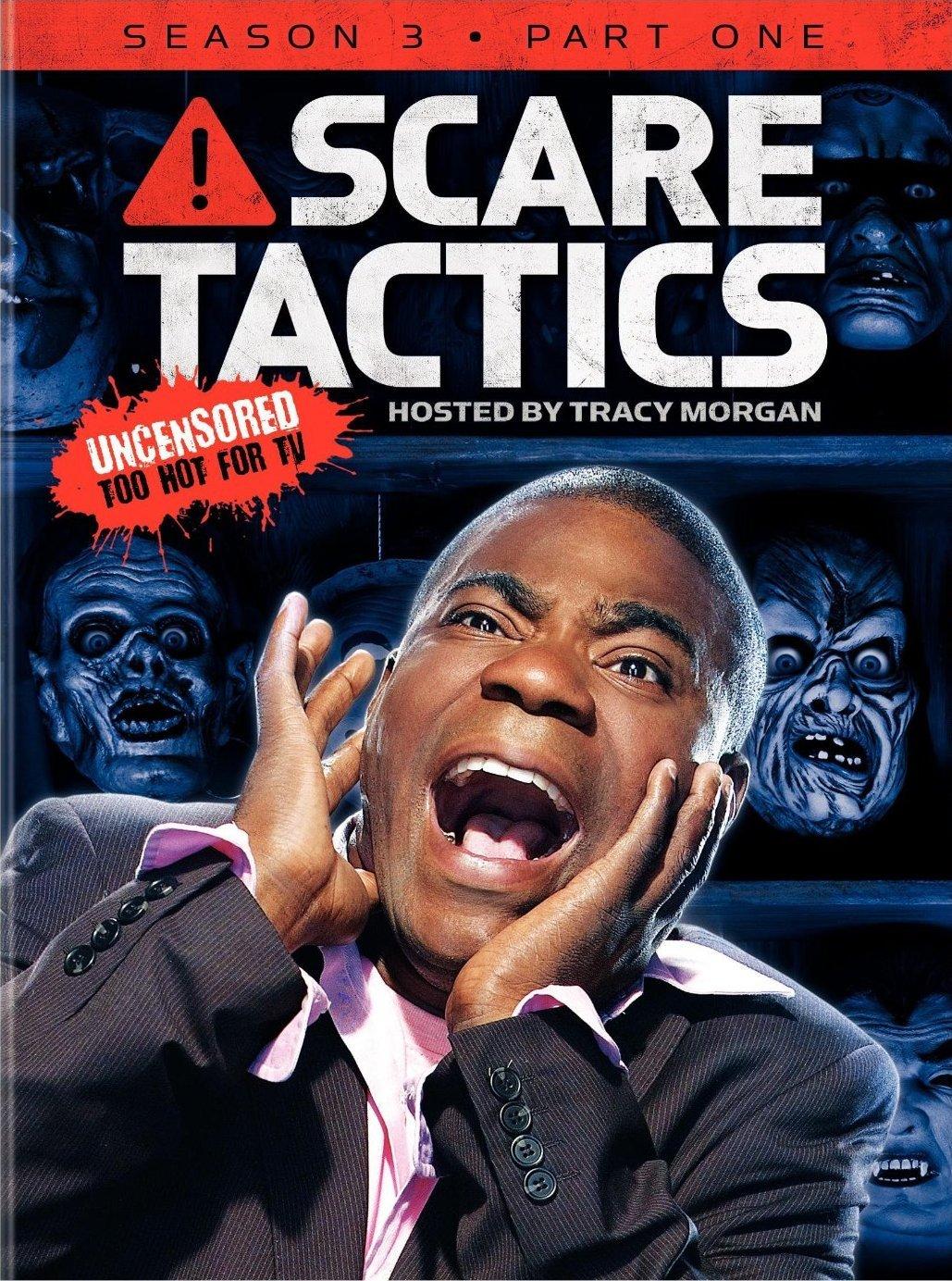 Scare Tactics kapak