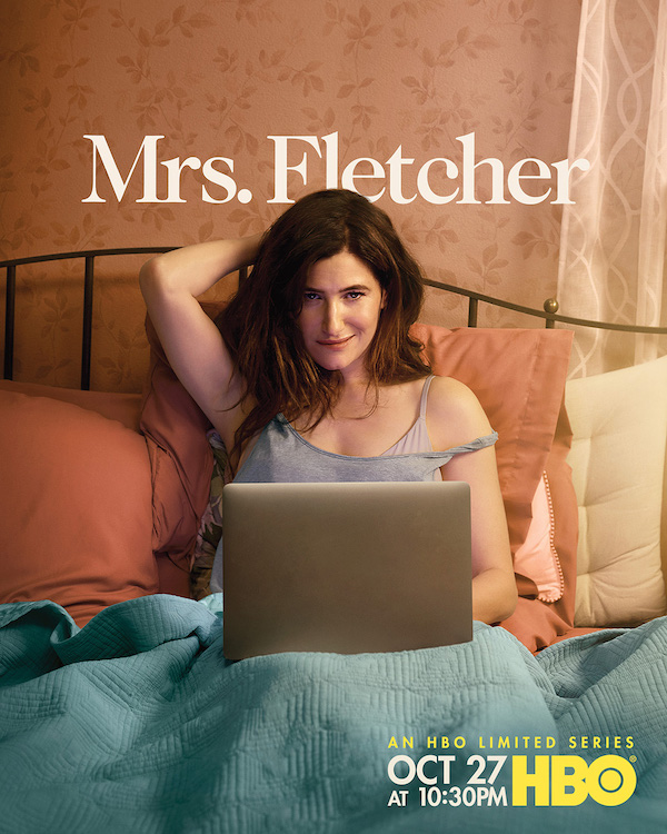 Mrs. Fletcher kapak