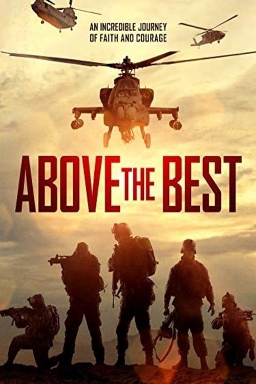 Above the Best kapak