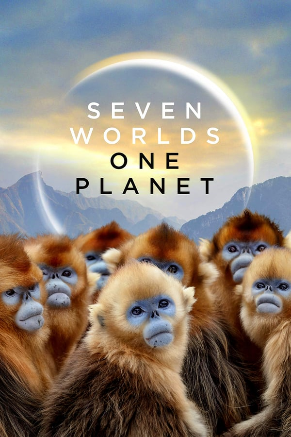 Seven Worlds, One Planet kapak