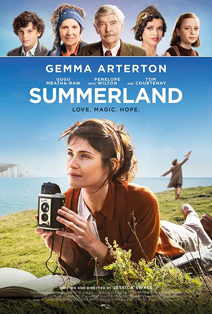 Summerland kapak