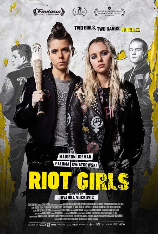Riot Girls kapak