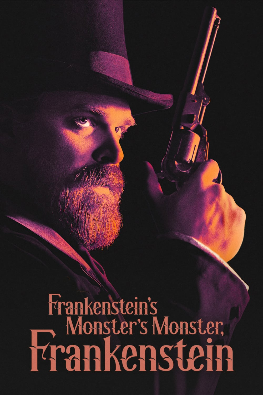 Frankenstein's Monster's Monster, Frankenstein kapak