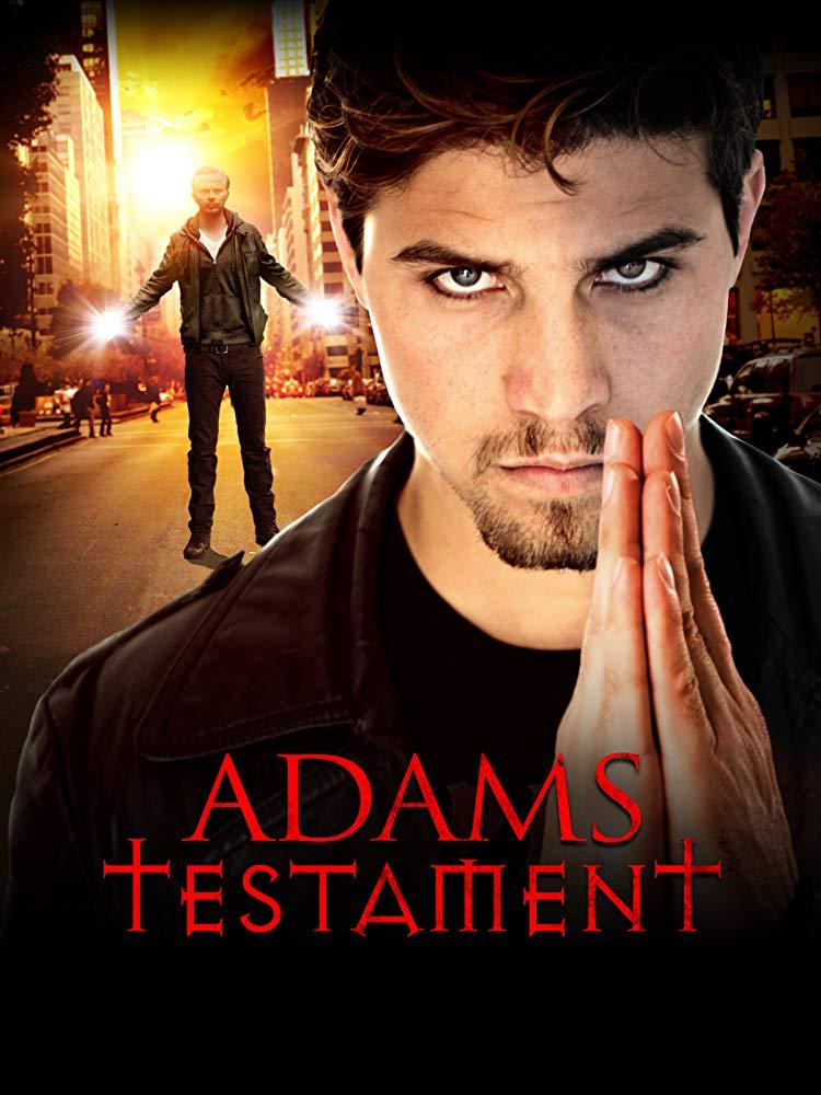 Adam's Testament kapak