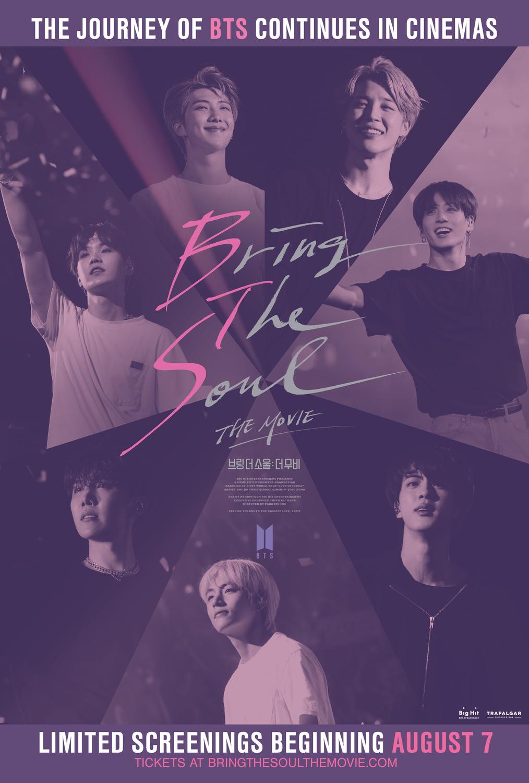 Bring The Soul: The Movie kapak