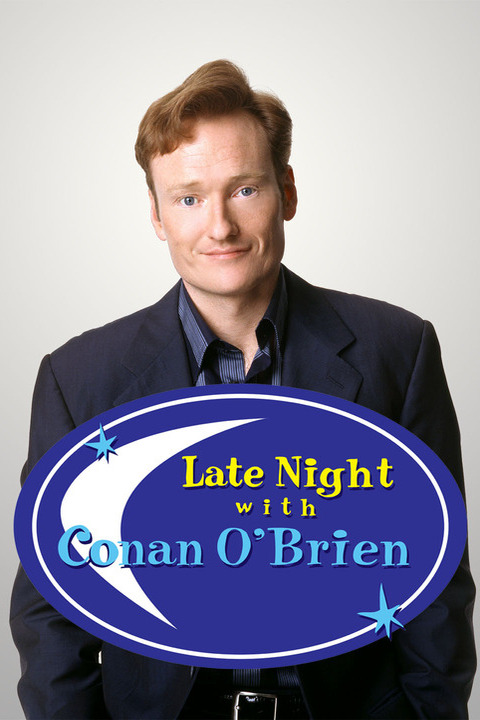Late Night with Conan O'Brien kapak