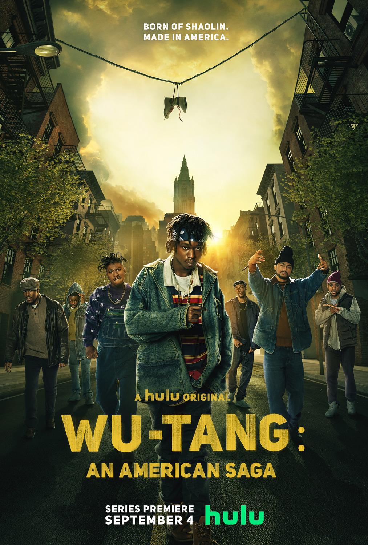 Wu-Tang: An American Saga kapak