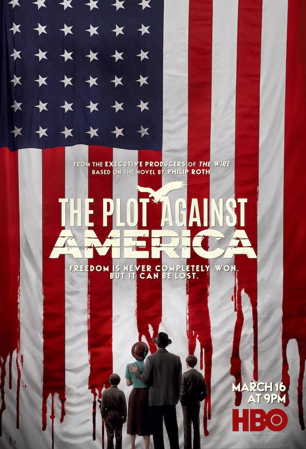 The Plot Against America kapak