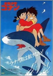 Conan, the Boy in Future kapak