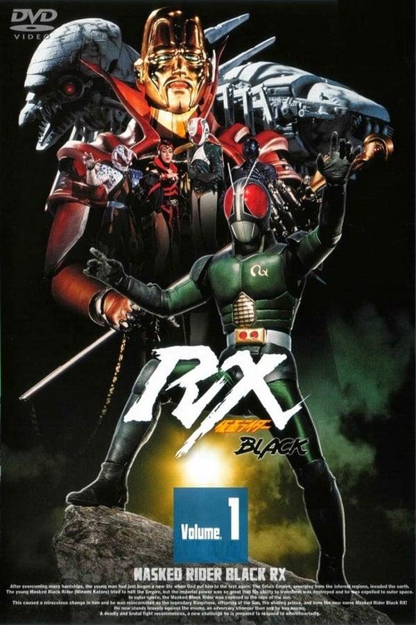 Kamen Rider Black RX kapak
